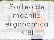 Sorteo mochila ergonómica KIBI gracias loa-lo