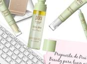 Pixi beauty rutina facial invierno