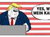 Trump cogió fusil