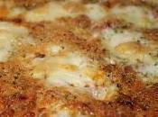 Masa pizza perejil