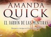 jardín mentiras, Amanda Quick