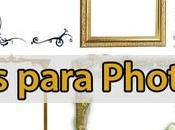 Marcos para Photoshop Recursos Gratis Premium