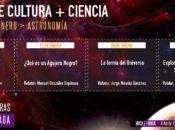 """Charla """"Exploración espacial, planetas vida universo"""" Viña"""