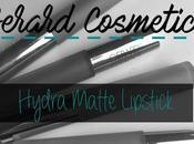 labiales Gerard Cosmetics (por ahora...)