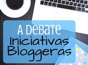 debate: iniciativas bloggeras.
