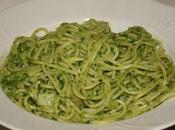 Spaghetti Crema Espinacas