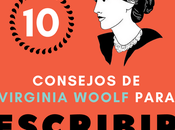 consejos Virginia Woolf para escribir Infografía