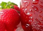 Cuadritos cremosos frutilla