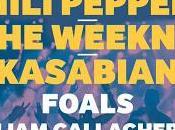 Nueva tanda confirmaciones 2017: Kasabian, Liam Gallagher Slaves entre otros!!!