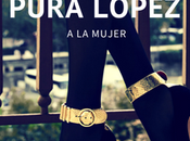 tributo mujer Pura López, bajo inspiración Helmut Newton