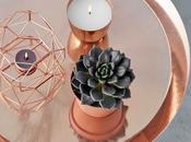 Tendencia Decorativa: Copper Deco