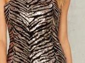 Vestidos metalizados: tendencia temporada