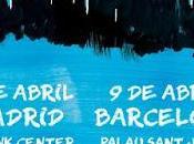 Sheeran, abril Madrid Barcelona