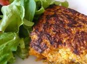 Tortilla zanahoria quinoa