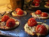 Muffins queso tomate