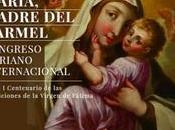 'María, Madre Carmelo'. Congreso mariano carmelita