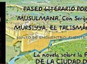 "Primera ruta literaria ""Mursiyya"" FOTOS"