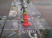 'Zombies!!!' juego mesa iPad)