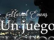 Reseña juego peligroso, Mariah Evans