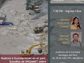 Importante asistir este miércoles Geológico realizado e...