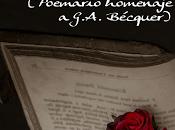 Poesía... eres Poemario homenaje Bécquer Vanesa Sanmartín