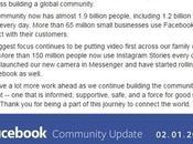 Actualización comunidad Facebook (Febrero 2017)