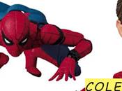 Sorprendente figura 'Spider-Man: Homecoming'