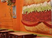 Burger Mel, restaurante comida rápida vegetariana vegana
