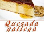 Quesada gallega tarta requesón