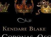 Blog Tour: Tres Coronas Oscuras Kendare Blake