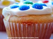 Recetas faciles cupcakes para niños fiestas infantiles