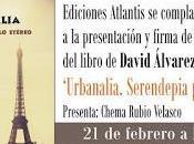 URBANALIA seleccion cuentos libro presentaremos febrero