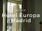 Review Hotel Europa Madrid