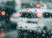 Consejos para conducir lluvia