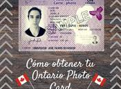 Cómo conseguir Ontario Photo Card