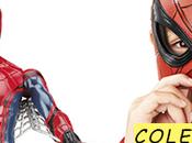 Hasbro para: figuras juguetes 'Spider-Man: Homecoming'