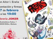 Freaks Bilbao Librería Joker