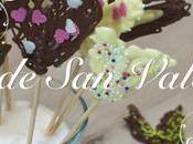 Menú Valentín Piruletas Chocolate