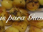Patatas para Guarnición Guarniciones Carnes