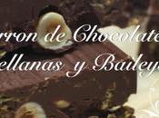 Turrón Chocolate Avellanas Baileys