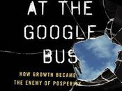 Throwing rocks Google bus, Douglass Rushkoff