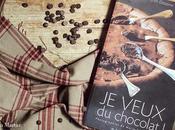 Génoise chocolate. Receta foto