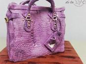 Pastel bolso Handbag Cake