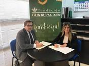 Convenio colaboración entre asociación integral fundación caja rural jaén para desarrollo proyecto arte inclusivo