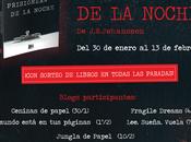 ¡Blog Tour: Prisionera noche! sorteo