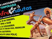 Afronautas Fiesta lanzamiento SEXTA temporada (Viernes, febrero)