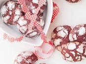 Velvet Crinkle Cookies