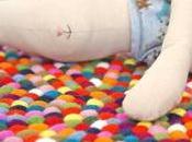 Decoración infantil: Sukhi, alfombras artesanales para habitación niños