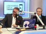 Cuatro históricos radio española, juntos mismo programa
