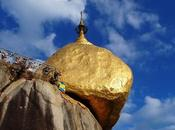 Kyaiktiyo golden rock myanmar